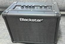 新入手英国Blackstar ID: Core 10W练习音箱