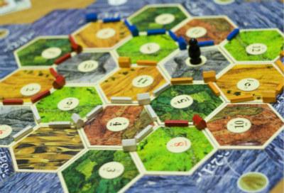 桌游的苦恼:卡坦岛随机骰子