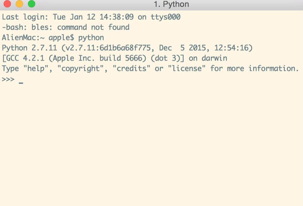 Mac上修改Path,及用Pyenv管理多版本Python